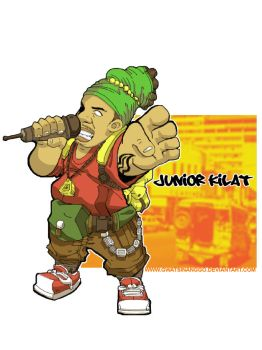 Junior Kilat: Budoy by Gwatsinanggo