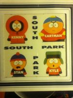 South Park Poster 2 by Snow-Feather1203