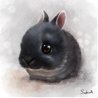 Sweet Rabbit by Sephiroth-Art