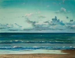 Pastel from Baltic sea by ARTREASON
