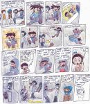 Jimmy Caskety Comic by ShoobaQueen