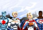 Convergence - Power Couples by adamantis