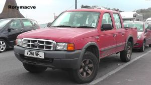 1999 Ford Ranger by The-Transport-Guild