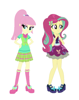 Sour Shy And Flutter Sweet by LPSADVENTURE2O
