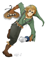 Run Link Run by Havenaims