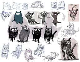 kitty designs by jesseaclin