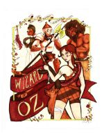 The Wizard of Oz by i-am-nimbus