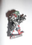 Rogue Trader Imperial Marine 006 by ForgottenDemigod