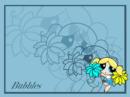 Bubbles Wallpaper by PowerpuffBaylee