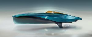 boat concept by Ertugy