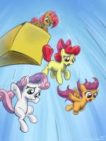 Leap Of Faith by KP-ShadowSquirrel