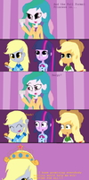 The Fall Formal Princess by Cartoonfangirl4