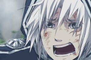 D.Gray-man anime ep.54 by semokan