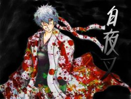 Gintama: Shiroyasha by chinouta
