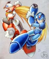 X and Zero by Klyde-Chroma