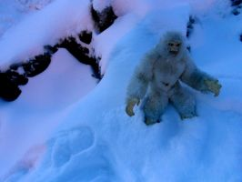 The Abominable Snowman Too! by Jamesbaack
