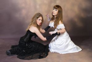 Good and Evil Stock CCC by tanit-isis-stock