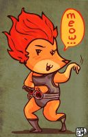 Lion-O meow! by tarunbanned