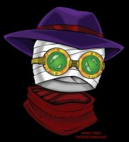 The Invisible Man by JamusDu