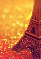 Eiffel Tower miniature by cloe-patra