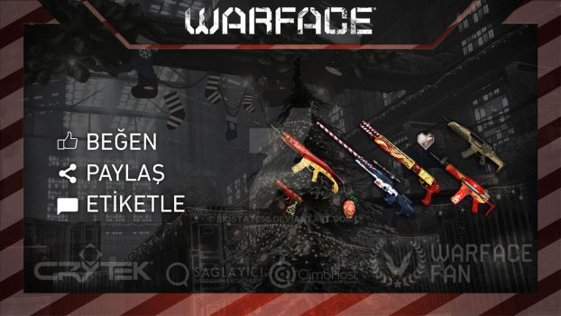 Warface Christmas by Biostate56