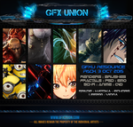 GFXU RES Pack #3 by LEE2oo
