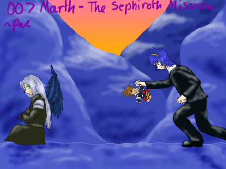 007 Marth - Fourth Mission by Rasiris