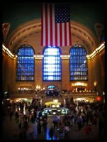 Grand Central Station. by Bleezer