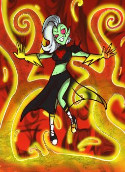 Lord Dominator by QueenSolaris