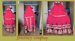 journey cosplay by smallfry09
