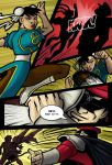 Street Fighter p2of6 commish by EryckWebbGraphics
