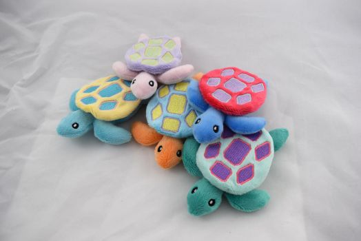 Baby Sea Turtles by PlanetPlush