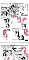 Old Stuff: Random Pinkie by SmellsLikeBeer