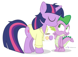 Bringer of Coffee by dm29