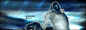 Ghosts by SmashLord