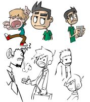 Flash Doodles - March 23 2008 by nasakii