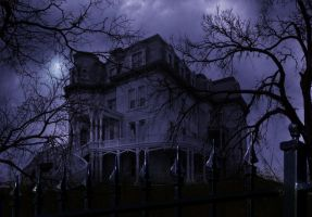 Spooky Carus House by pbeebe