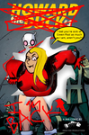 The Return of Lady Deadpool part 2 cover #1 by Deadfish-Comics