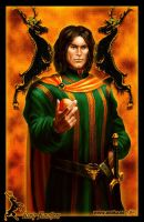 Renly Baratheon by Amok by Xtreme1992