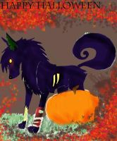 Happy Halloween by hinata8D