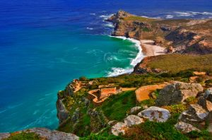 Cape Point II - HDR by somadjinn