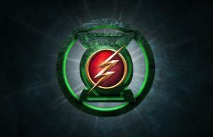 Flash/Green Lantern Logo - Version C by Rated-R4-Ryan