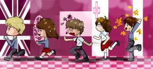 APH: run run chibis run by DSerpente