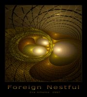 Foreign Nestful by Xantipa2