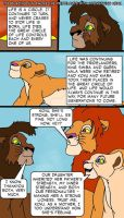 The Lion King IV - The Never-Ending Circle page 1! by Daniellee14