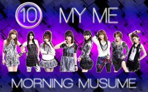 WALL MUSUME 10 MY ME  3 VER. by RainboWxMikA