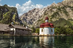 Koenigssee - Bavaria I by pingallery
