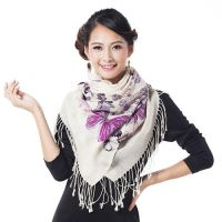 Wool Scarf for Women by Kangxiao