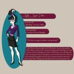 Lydia Deetz, Photographer - Profile by guardian921