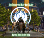 Jedi Order of the Milky Way Galaxy by RBL-M1A2Tanker
